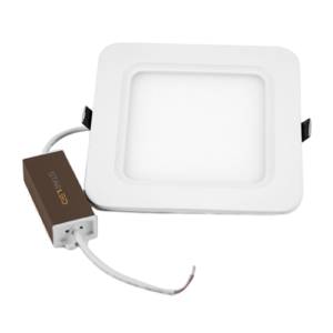 3 Square LED Panel w:Driver 5 Watts