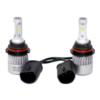 LED Headlight Bulb 40 Watts Silver