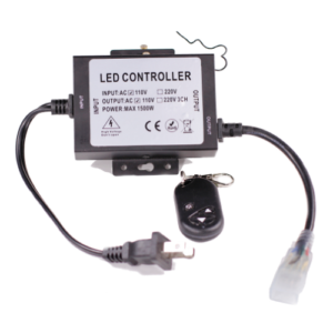LED Strip Light Controller Single Color